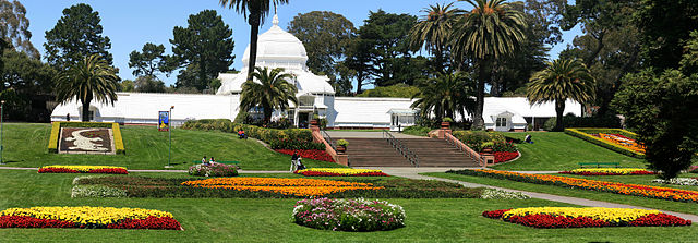 Golden Gate Park, Credit: Two+two=4