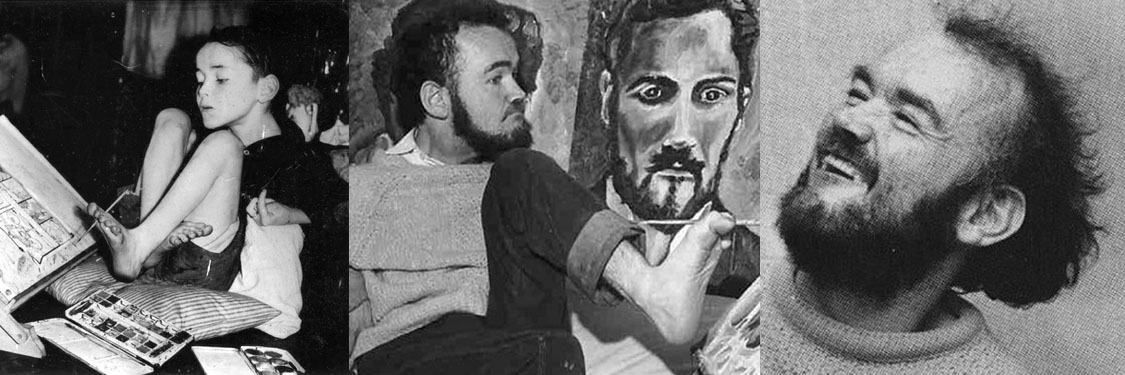 a biography of christy brown an intellectual Buy the my left foot ebook this acclaimed book by christy brown is available at ebookmallcom in several formats for your ereader biography & autobiography.