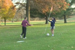 The NBT: Foot Golf, Jr.