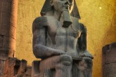 Colossus Of Ramses Ii In The Luxor Temple (egypt)