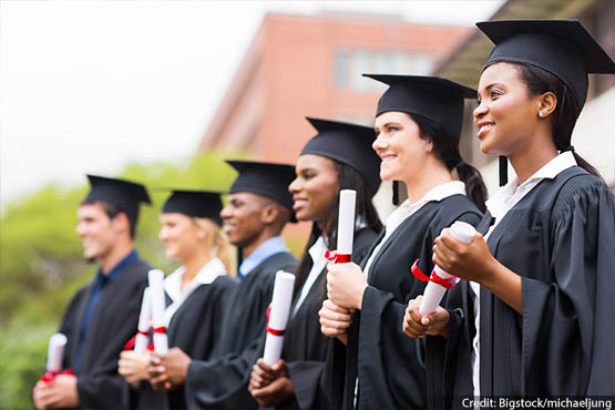 every year some of the worlds most famous people give commencement speeches to graduating college students across the country whether funny serious or